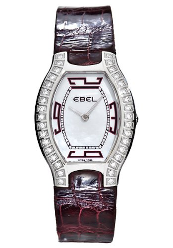 Ebel Beluga Tonneau Women's Quartz Watch 9175G38-1912035203