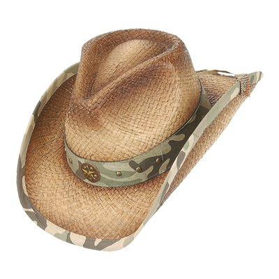 091f74d75 Peter Grimm Tan Distressed Camouflage Drifter Hat | Purchase Peter ...
