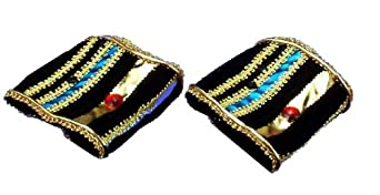 Forum Novelties Incredible Character Egyptian Costume Wrist Bands Pair