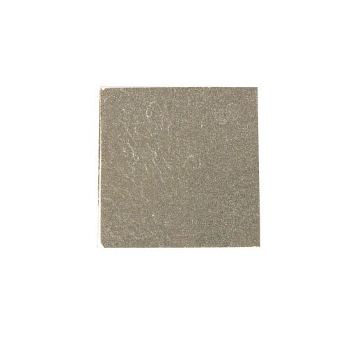 カラー純銀箔 #601 真珠色 3.5㎜角×5枚