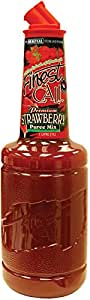 Finest call strawberry puree 100cl