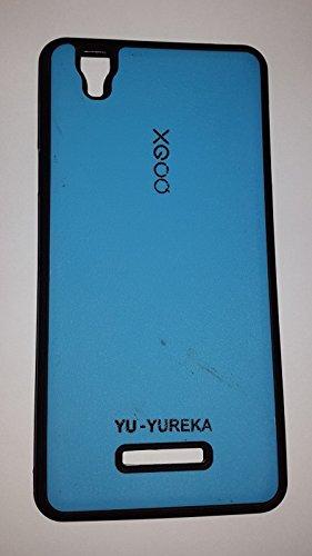 NBD XGOQ BACK CASE COVER FOR MICROMAX YU YUREKA SKY BLUE