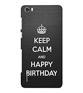 EPICCASE Its my birthday Mobile Back Case Cover For Huawei Honor 6 Plus (Designer Case)