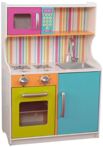 53294 - Kinderküche, in hellen Farben