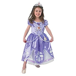 Disney - I-889548tod - Costume - Déguisement Luxe - Sofia - Taille XS