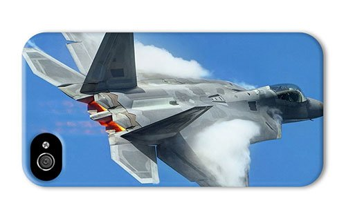 Hipster Iphone 4 Covers Popular F22 Sound Barrier Pc 3D For Apple Iphone 4/4S