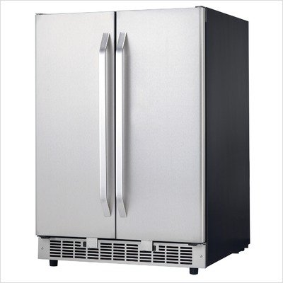 Danby Silhouette Select Built-In Refrigerator and Ice Maker