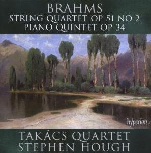 - Brahms - String Quartet, Op 51 No 2; Piano Quintet - Zortam Music