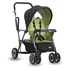 Joovy Caboose Stand On Tandem Stroller Appletree