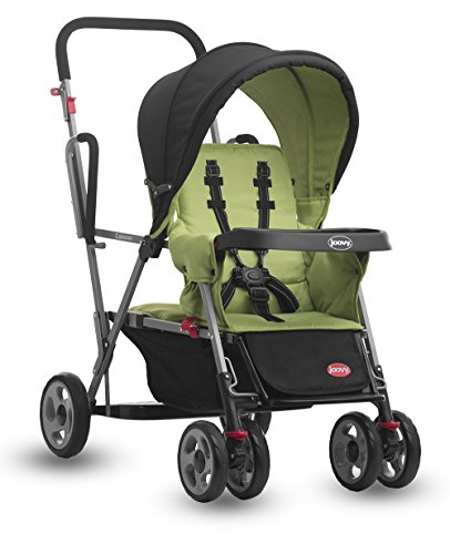 Best Prices! Joovy Caboose Stand On Tandem Stroller, Appletree