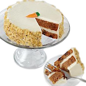 Sugar and Spice Carrot Cake