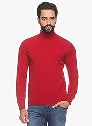 Raymond Medium Red Men's Sweater