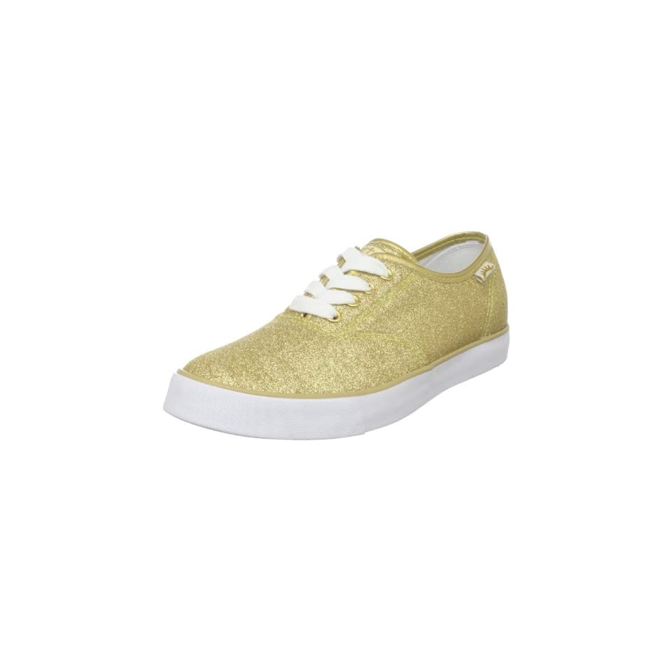 Shoes Womens Gold Glitter Tennis Shoes On Popscreen