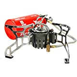 Bulin Multifuel Stove Cooking Stove Camping Stove
