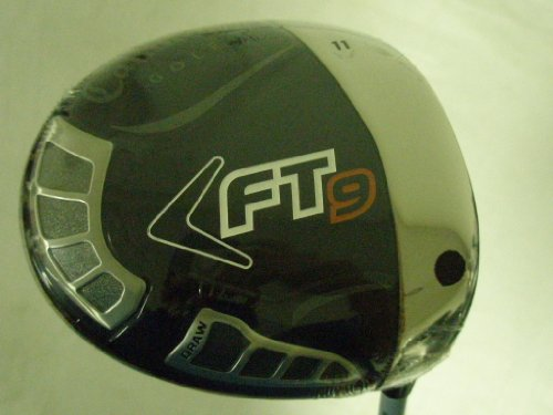Callaway FT9 Driver 11* Draw Fujikura Zcom Stf FT-9 NEW
