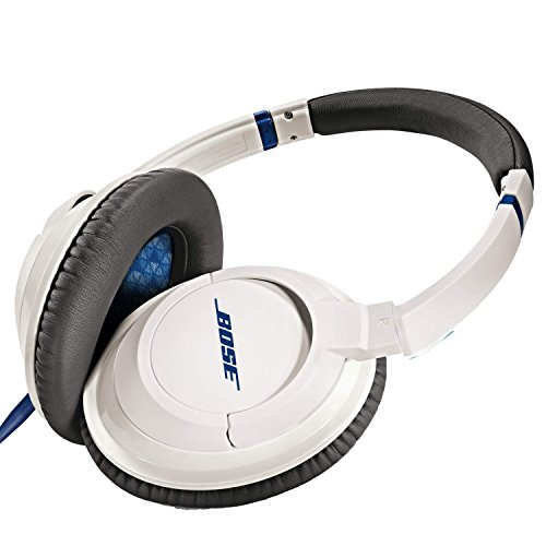 Bose discount duty free Bose SoundTrue Headphones Around-Ear Style, White(Wired)