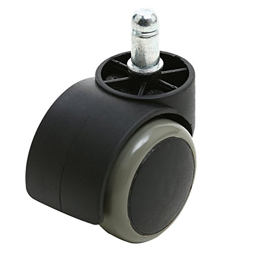 Caster Wheels Replacement IWMH Hardwood Floor Protecting Office Chair