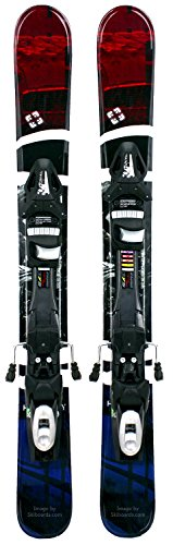 Snowjam Five-Forty Panzer 99cm Skiboards with Release Bindings 2016 Snowblades