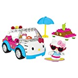 Mega Bloks Hello Kitty Summer Convertible Building Kit