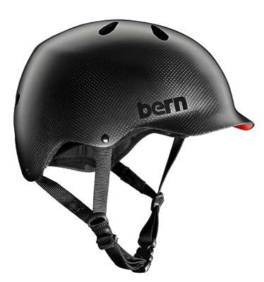 Bern Men's Watts EPS Carbon Bicycle Helmet, Men from Bern