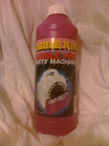 Bubbles for Bubble Machine (1 Quart)