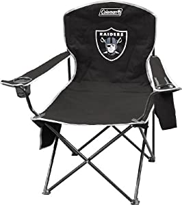 NFL Raiders Cooler Quad Chair by Coleman