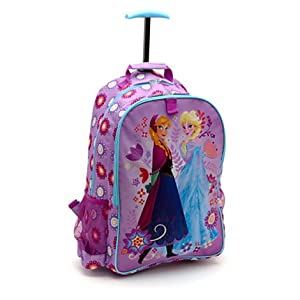 Official Disney Frozen Backpack Kids Trolley