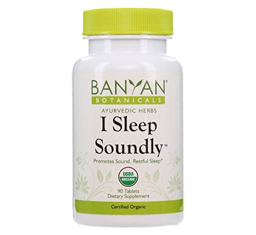 Banyan-Botanicals-I-Sleep-Soundly-USDA-Organic-90-Tablets-Non-Habit-Forming-Ayurvedic-Herbal-Organic-Sleep-Aid-That-Promotes-Sound-Restful-Sleep