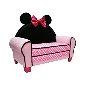 Disney Toddler Sofa, Minnie