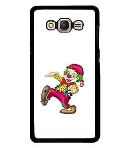 printtech Joker Clown Back Case Cover for Samsung Galaxy E7::Samsung Galaxy E7 E700F