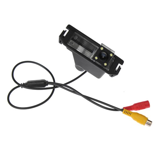 Moonet Car Ccd Rearview Camera For Hyundai I30 With 4 Led Lights Waterproof High Definition