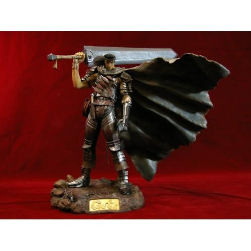 ガッツ 黒い剣士:塗装済完成品