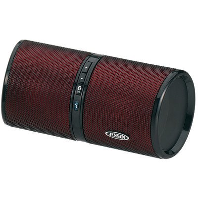 Bluetooth Wireless Stereo Speaker Color: Red