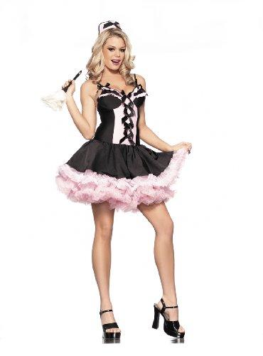 Be Wicked Costumes Women's Sassy Maid Costume