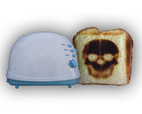 Skull Toaster (Powder)