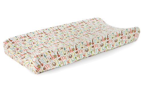 Best Deals! Skip Hop Changing Pad Cover, ABC