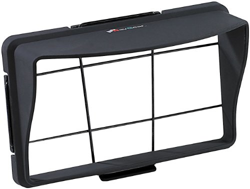 NavGear Display-Blendschutz für GT-50, RS-50, RSX-50 ''Long-Frame''