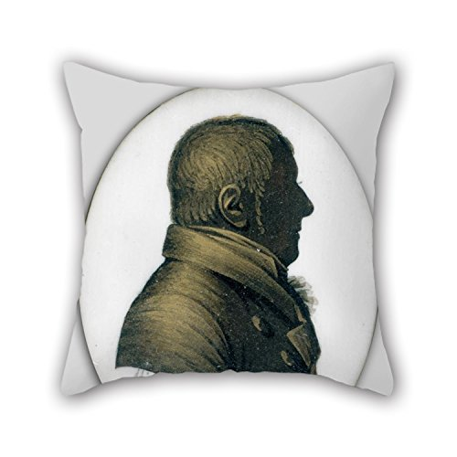 [Loveloveu Pillowcover Of Oil Painting John Field - Pendant With Silhouette,for Home Office,teens Girls,chair,seat,bar,office 18 X 18 Inches / 45 By 45 Cm(two] (Punk Rocker Girl Costume Ideas)