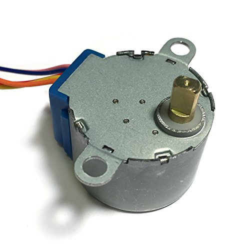 Small Reduction Stepper Motor With Driver Board 2 Pack