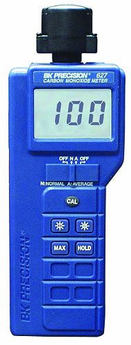 B&K Precision 627 Carbon Monoxide (CO) Meter (4 Gas Sniffer compare prices)