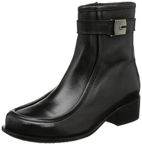 John W. Shoes Womens ALBA Boots Black Schwarz (NEGRO-SCHWARZ) Size: 4 (37 EU)