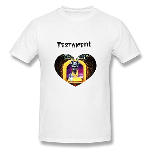 Mens Love Brand New Testament T-shirts XLarge