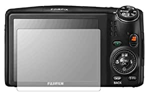 6 x Membrane Screen Protectors for FujiFilm FinePix F900EXR - Crystal Clear, Retail Package with accessories