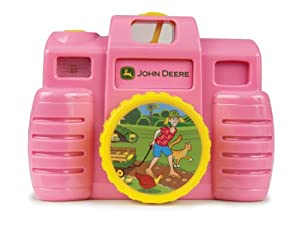 Ertl John Deere Pink Camera