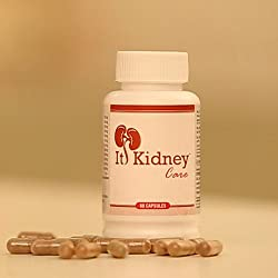 Its KIDNEY- For Kidney Health- 60 HERBAL CAPSULES
