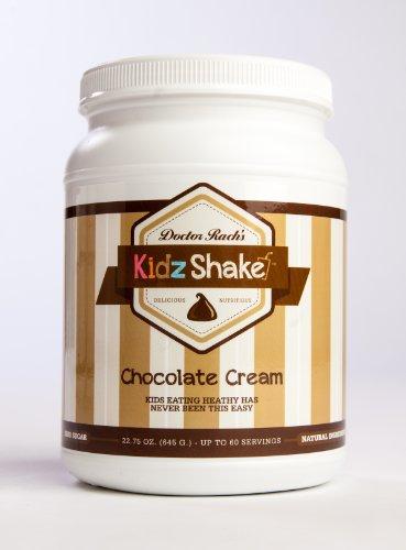 Kidzshake Nutritional Drink Mix (Chocolate Cream Flavor)