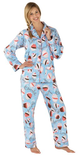 Cupcake Boyfriend Pajamas