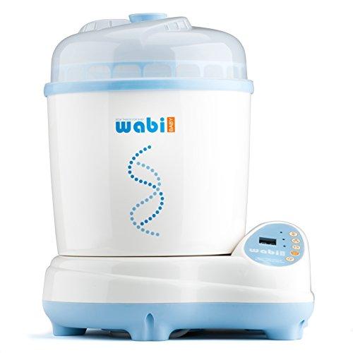 Wabi Baby Electric Steam Sterilizer and Dryer Plus Version (Steam Bottle Sterilizer compare prices)