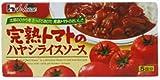 ハウス 完熟トマトのハヤシライスソース 100g (4入り)