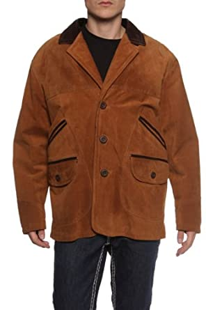 Cristiano di Thiene Valley Leather Coat SAVE THE FOREST